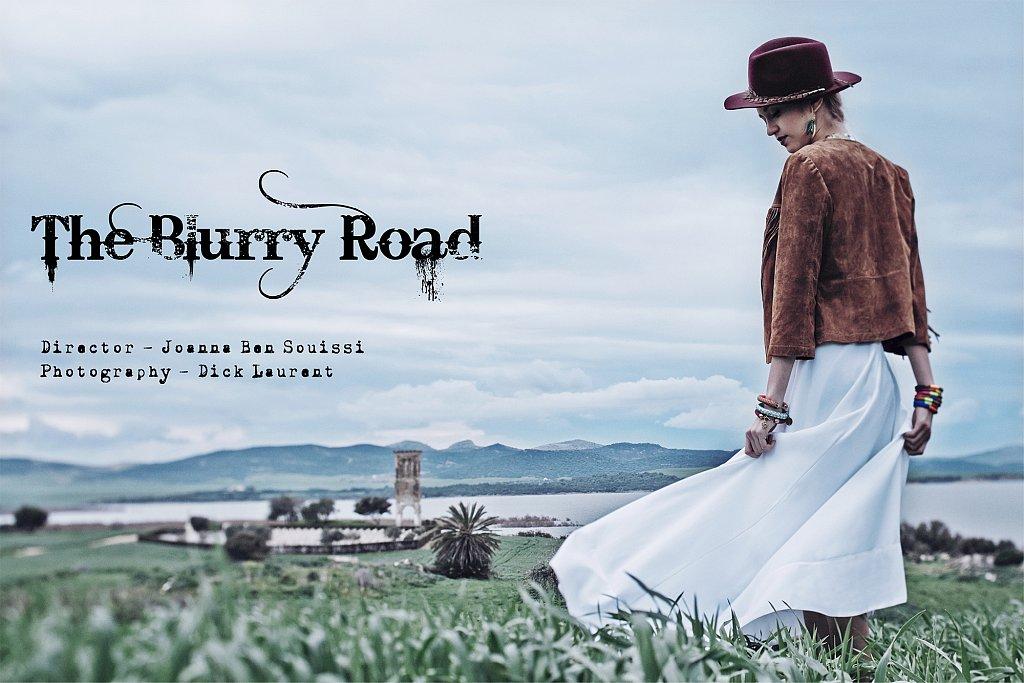 The Blurry Road - La Gazelle - 2ème trimestre 2014