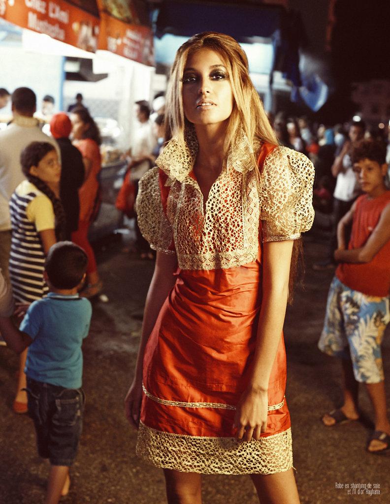 Quartier Libre - Femmes de Tunisie - Septembre 2014