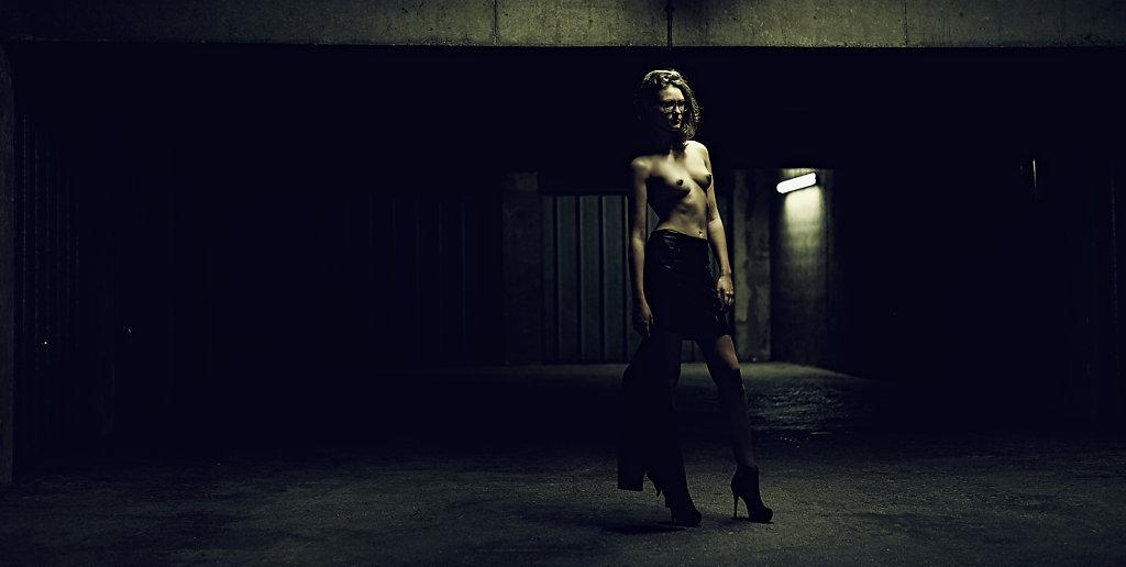 Sur l'écran noir de mes nuits blanches.... #1